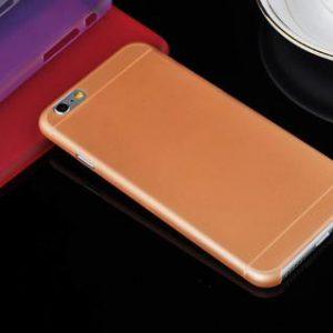 Iphone 6 cover orange