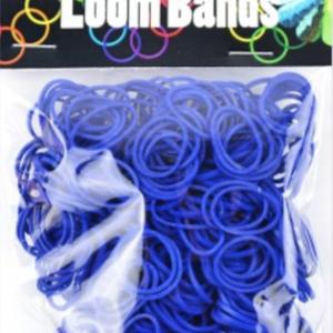 Loom Bands Mørkeblå
