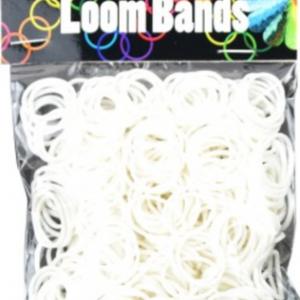 Loom Bands hvide