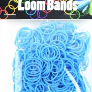 Loom Bands lyseblå