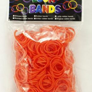 Loom Bands orange