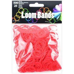 Loom Bands rød