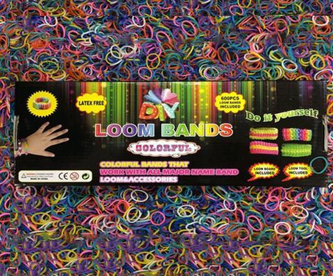 Loom Bands Startsæt