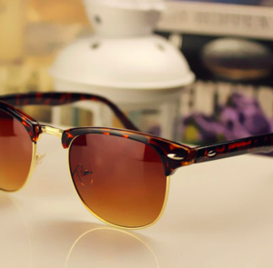 Unisex Clubmaster solbriller 3